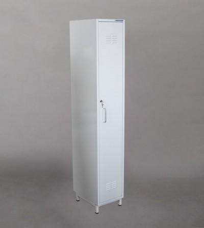 Шкаф медицинский ШМ-2П-04 (для одежды, узкий)