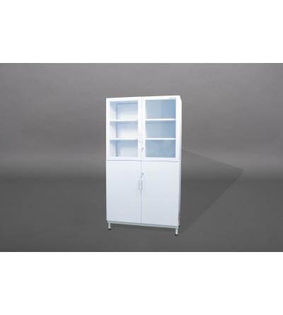 Шкаф медицинский ШМ-2П-01 (накладные двери)