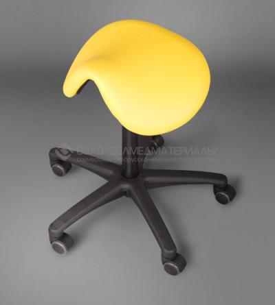 Табурет вращающийся с седлообразным сиденьем ТС-1П